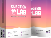 Curation Lab OTO Upsells by Neil Napier Your Status