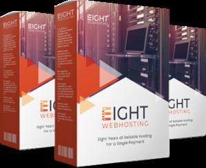Eight Webhosting OTO Upsells