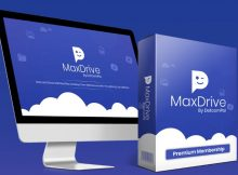 MaxDrive OTO Upsells by Dr. Amit Pareek