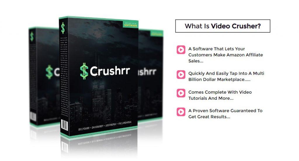 Crushrr OTO Upsells