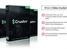 Crushrr OTO Upsells by Billy Darr and Justin Opay