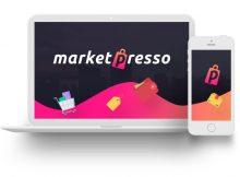 MarketPresso OTO – OTO 1, OTO 2, OTO 3, OTO 4