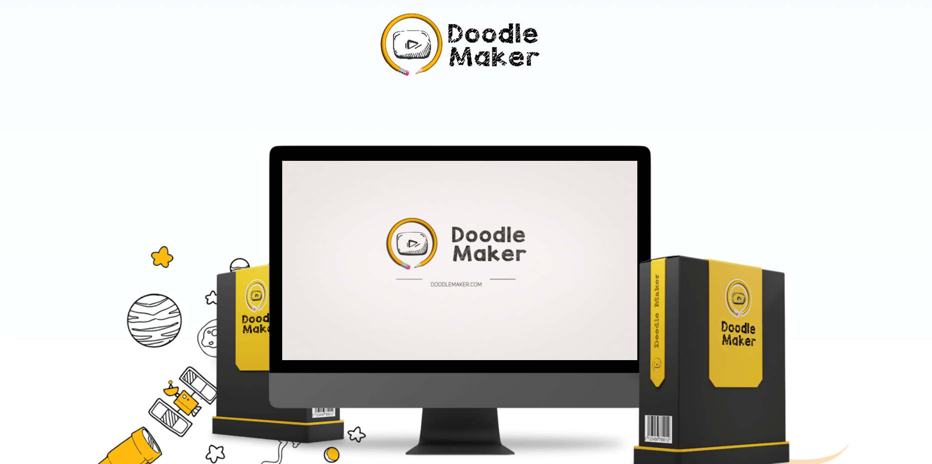 Doodle Maker OTO – All OTO Links Here
