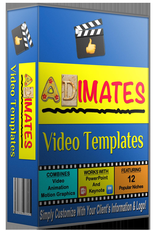 Adimates Video Templates OTO